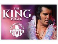Pair Elvis tribute tickets
