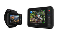 Removu R1 Wifi Live View + Remote Control Gopro Lcd Touch 3 3+ 4 Silver Black - gopro - ebay.it