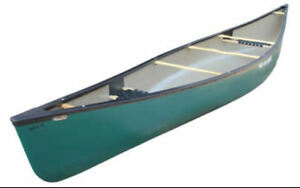 Wanted used Royalex canoe.
