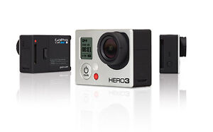 GoPro 3+Black ( 4K Video ) with Accessories + Extra Battery