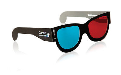 Branded Passive 3D glasses by GoPro.