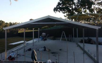 Brand new Gable roof carport 6 x 9 $ 2530 or 6 x 12 $ 3190 Logan Central Logan Area Preview