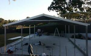New  carport 6 x 9  $2600 or 6 x 12  $ 3500 Acacia Ridge Brisbane South West Preview