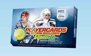 EBEL Playercards 2013/14: zwei Legendenkarten frei wählbar Eishockey Österreich - Graz-Wetzelsdorf, Österreich - EBEL Playercards 2013/14: zwei Legendenkarten frei wählbar Eishockey Österreich - Graz-Wetzelsdorf, Österreich