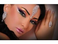 BRIDAL HAIR & MAKE-UP MAC ARTIST 07715473435 FREE MAKEUP-TRIAL
