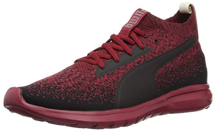 PUMA MEN VIGOR EVOKNIT FS ATHLETIC/RUNNING SHOES [191761 02]