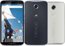 Unlocked Motorola Google Nexus 6 32GB XT1103 Smartphone Bell Rogers Fido Telus