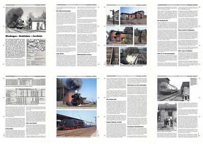 Neben- und Schmalspurbahnen: Nienhagen - Dedeleben - Jerxheim |N07-14