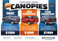 Jason Canopy Canopies Line Up
