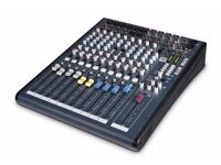 Allen & Heath XB 14-2 Compact Broadcast Mixer - Designed for Radio Stations
