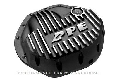 PPE FRONT AXLE COVER 03-13 RAM 2500; 03-12 RAM 3500 - BLACK / (03 Front Axle Cover)