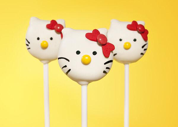 How to Make Hello Kitty Cake Pops | eBay