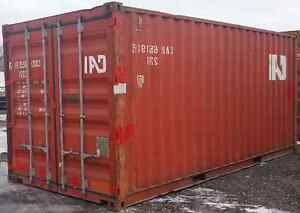 SEA CANS FOR STORAGE - SHIPPING CONTAINERS Cornwall Ontario image 3