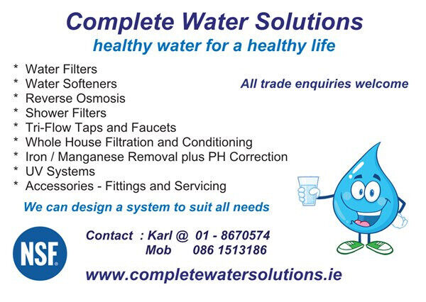 water filtration - purification - softening and conditioning systems