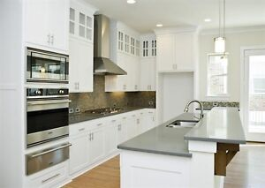 GRANITE counter starts from $50/sf Quartz from $55/sf