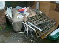 Garden rubbish clearance from £20