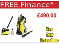 KARCHER K7 PREMIUM FULL CONTROL PLUS HOME PRESSURE WASHER 13171360 PATIO CLEANER