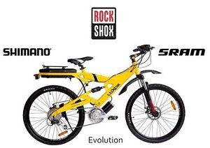 LUXOR EVOLUTION 250 Central Drive E-Bikes (ON SALE $1,799.00)