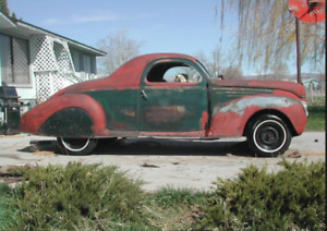 Wanted 1933 to 1949 cadillac, packard or lincoln coupe etc
