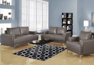 Brand new sofa and loveseat $1098 FREE DELIVERY+SETUP