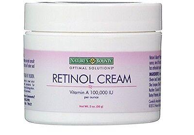 Nature's Bounty Retinol Cream