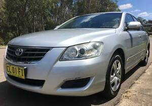 2007 Toyota Aurion TAX Sedan,7 Month Rego,CD Player, Log Book. Green Valley Liverpool Area Preview