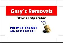 Gary's removals Cleveland Redland Area Preview