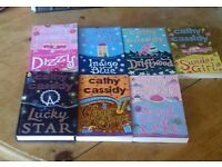 7 Cathy Cassidy Books for sale. (Can sell individually see description)