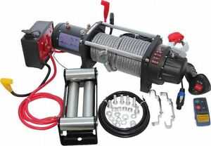 NEW!! HEAVY DUTY WINCHES 2000LBS+!! XMAS SPECIAL $99.99+