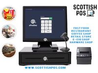 Complere Point of Sale solution, all in one system, Scottish POS