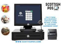 Complete ePOS, POS, Point of Sale solution, all in one system, BRAND NEW, Scottish POS