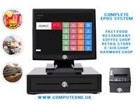 Complete Point of Sale system, All in one, brand new