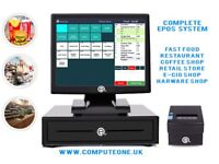 ePOS/POS system all in one, Takeaways, Restaurants, Retail shops....
