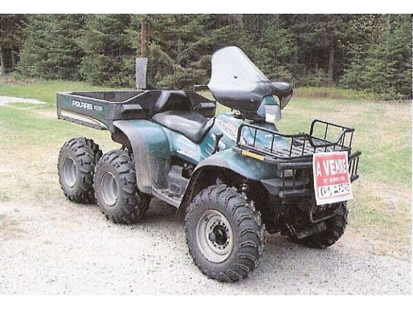Used 2002 Polaris Sportsman 500 2002