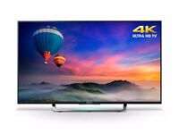 LARGE 4K TV!!!