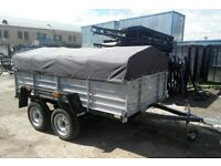 NEW TRAILER BOX COST £ 750 POUNDS
