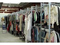 WHOLESALE CLOTHING E-COMMERCE ASSISTANT