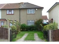 DSS accepted with guarantor - newly renovated two bedroom house with two reception rooms in Dagenham