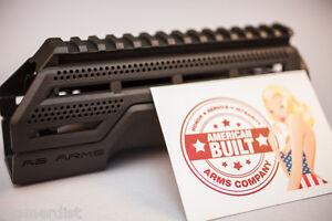 NEW-ABARMS-AR-MOD1-OD-GREEN-Tactical-Ergonomic-Handguard-Hand-Guard-Forend-USA