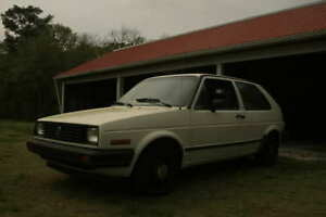 1985 Volkswagen Golf diesel Coupe (2 door)
