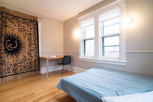 Furnished or unfurnished room available July 1