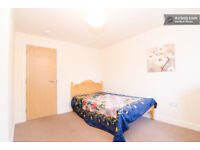A Modern room close to center and University and hospital. Starts from £109