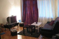 Furnished very clean Studio-Great location