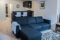 Furnished, Large 1 Bdrm private suite - all inclusive Kanata