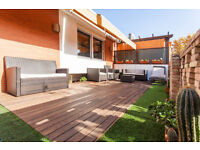 Excellent terraced penthouse in sevilla centre