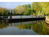 Stunning 69ft Narrow Boat
