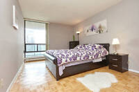 FULLY FURNISHED connected to subway! Yonge Sheppard. VIDEO TOUR