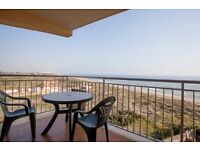 exclusive beach first line apartament