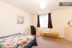 2 Big modern double rooms in close to center and University and hospital. Starts from £95p/w.