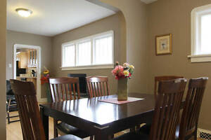 Fully Furnished 6 Bedroom House near Downtown and U of C